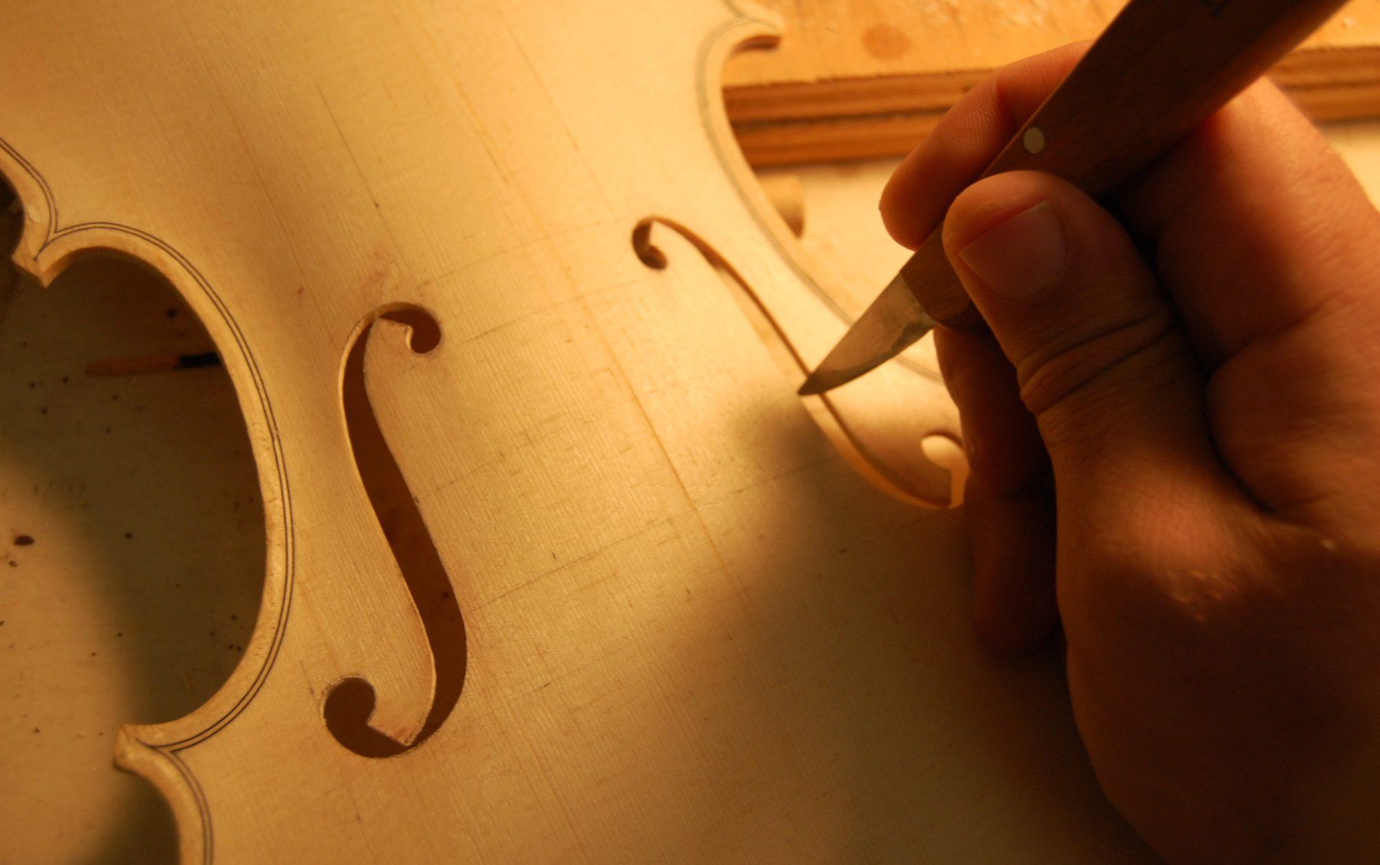 Bekker violins